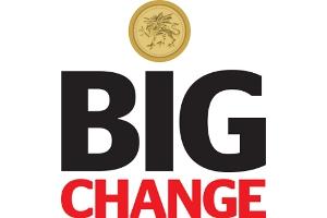 Which? Big Change logo