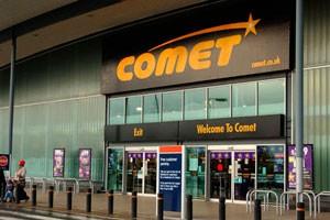 Comet sale