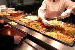 School meals image