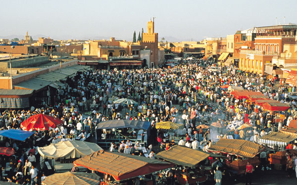 TravelShop Marrakesh
