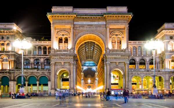 TravelShop Milan