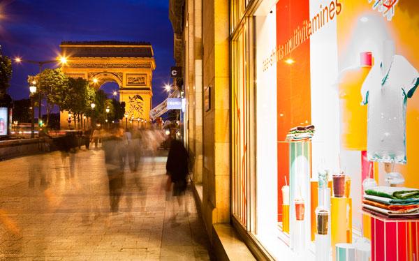 TravelShop Paris