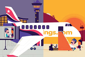 Airline-codeshares