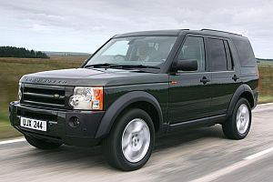 Land Rover Disco3