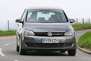 VW Golf Plus 1