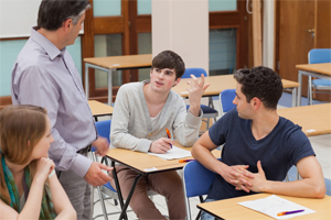 Careers guidance in schools - one-to-one advice