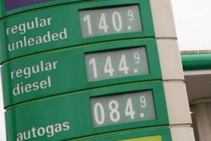 Petrol and diesel prices are competitive