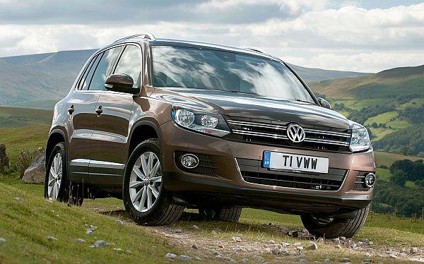 VW Tiguan 1