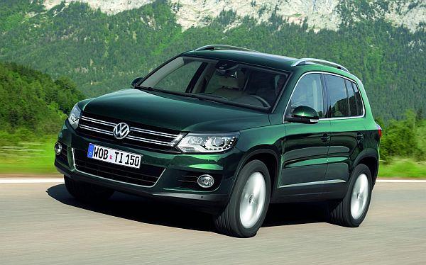 VW Tiguan 4