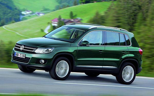 VW Tiguan 5