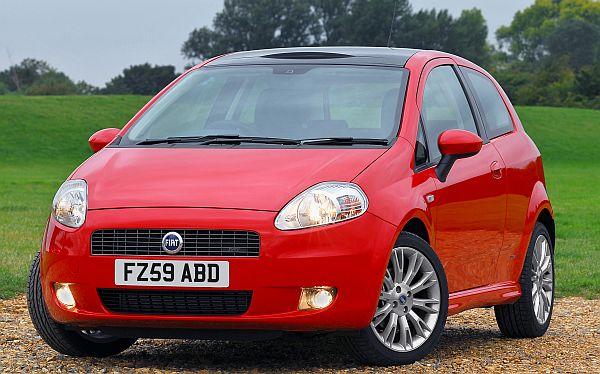 Fiat Grande Punto (2006-2010)