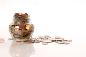 Savings rates fall