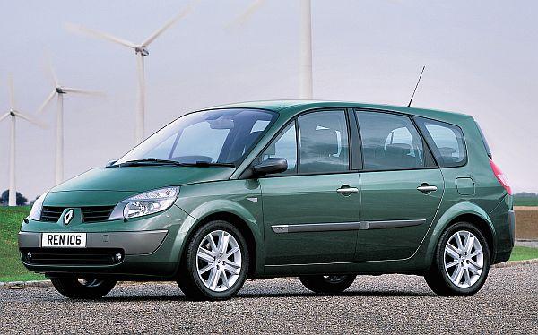 Renault Grand Scénic (2003-2009)