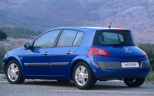 Renault Mégane (2002-2009)