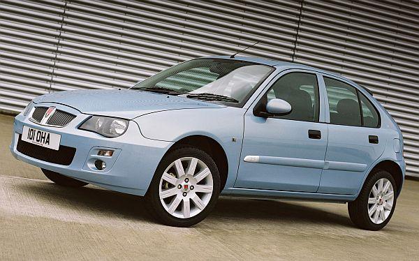 Rover 25 (1995-2005)