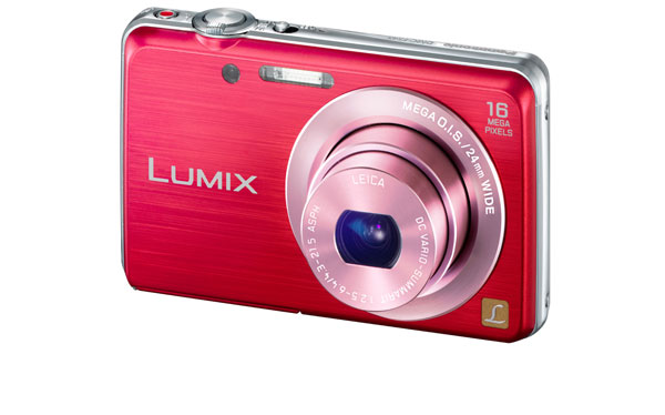 Valentine's Day gifts - Panasonic Lumix camera