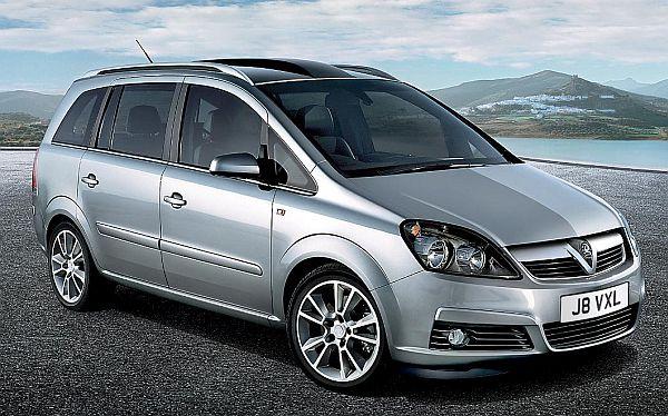 Vauxhall Zafira (2005-)