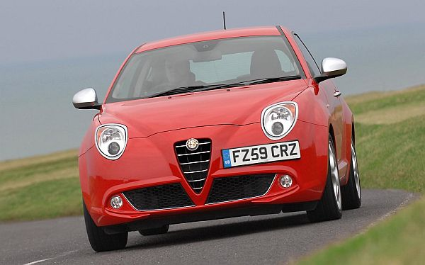 Alfa Romeo MiTo (2008-)