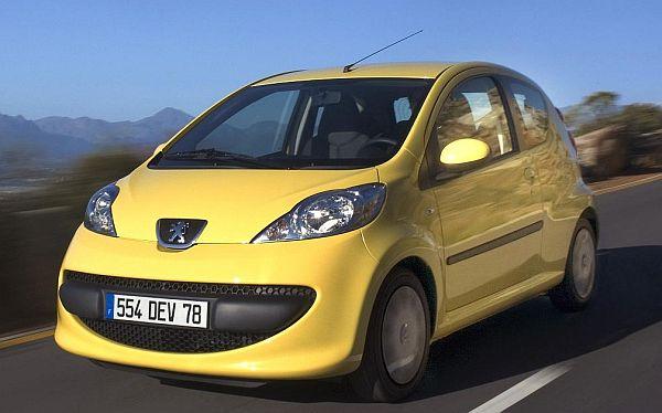 Peugeot 107 (2005-)