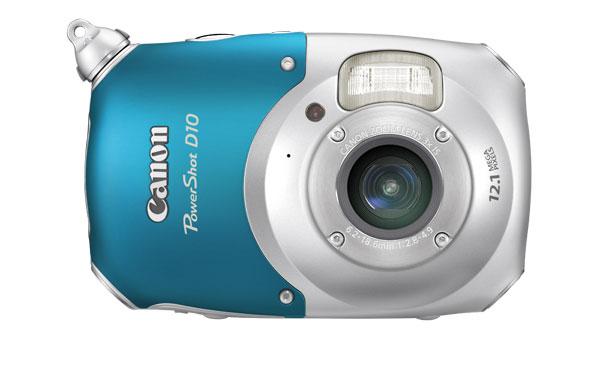 Canon Powershot-D10