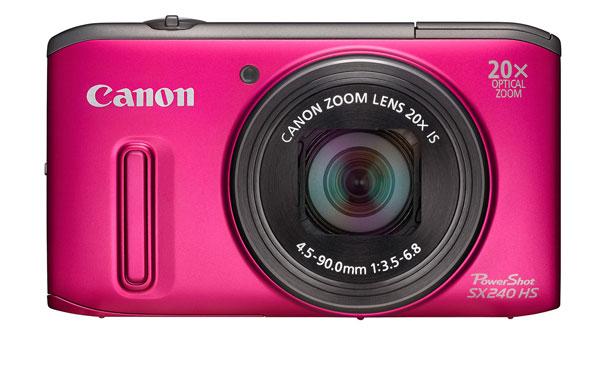 Canon PowerShot-SX240