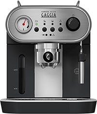 Gaggia Carezza coffee machine