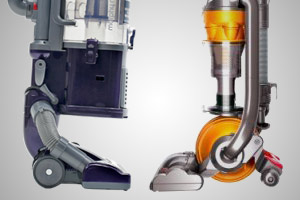 Morphy Richards challenged by Dyson