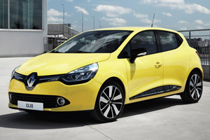 New Renault Clio 0.9 TCE 90