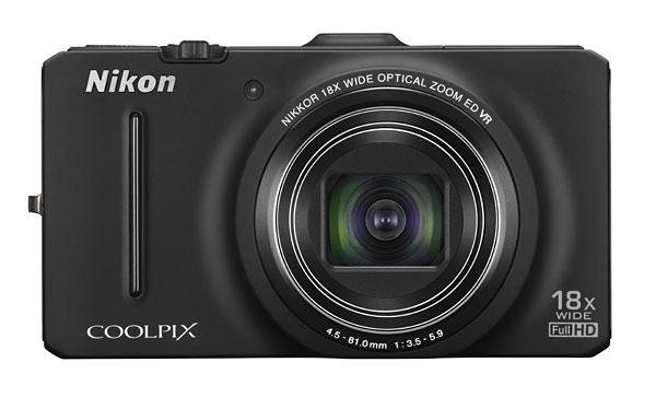 Nikon CoolPix-S9300