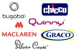 Buggy brand logos