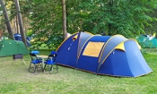 Top five tips for a bank holiday camping trip