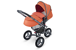 SURF ALL TERRAIN NEVADA PRAM 3 WHEEL RT