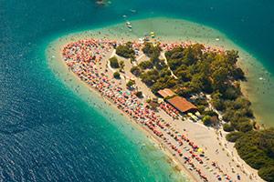 Oludeniz-beach
