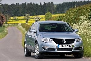 Volkswagen Passat handbrake EPB