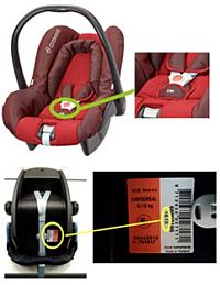How to find whether your Maxi-Cosi Citi SPS has been recalled