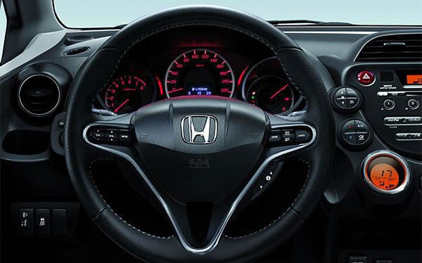 Honda Jazz HCD