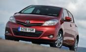 Toyota recalls 5,400 Yaris cars
