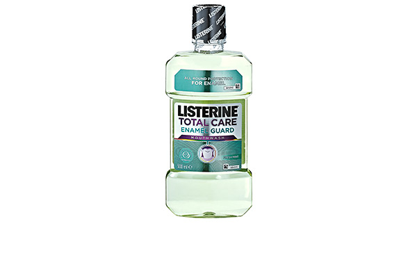 Listerine Total Care Enamel Guard mouthwash