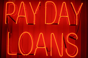Payday Loans Image