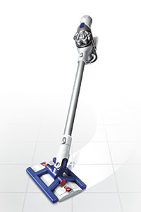 Dyson Hard DC56 floor mop and vacuum cleaner