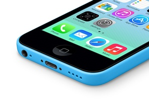 iPhone 5C launched