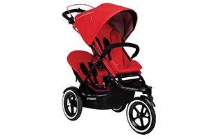 Phil-&-Teds-launch-new-Navigator-pushchair