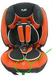 Play Safe 1 child car seat
