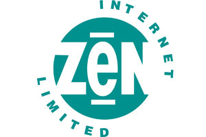 zen logo white