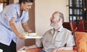 Postcode lottery for meals on wheels prices
