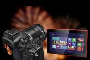 iPad Air rivals, Olympus OM-D E-M1 & fireworks
