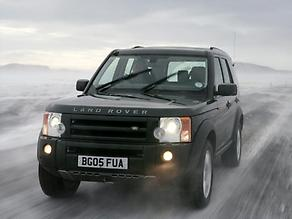 Land Rover Discovery 3 5