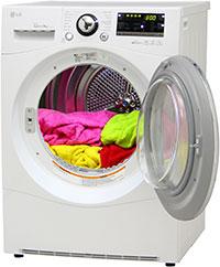 LG RC9055AP2Z tumble dryer