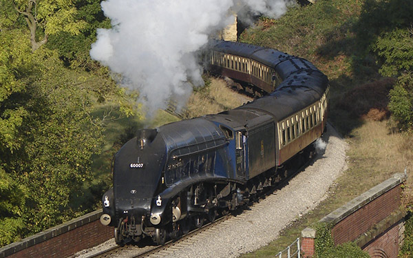 North Yorkshire Moors Railway, North Yorkshire