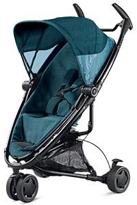 Quinny Zapp Xtra 2 pushchair in blue